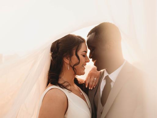 Alison + Kwasi