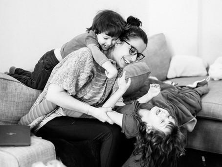 Mamele au superputeri