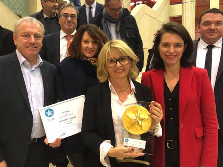 1er prix de l'Excellence Artisanale Pays de la Loire 🏆