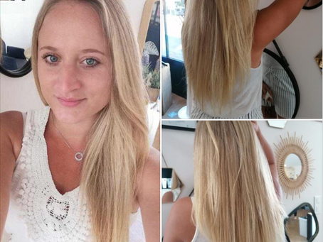 Le blond à l'honneur cet été 💜