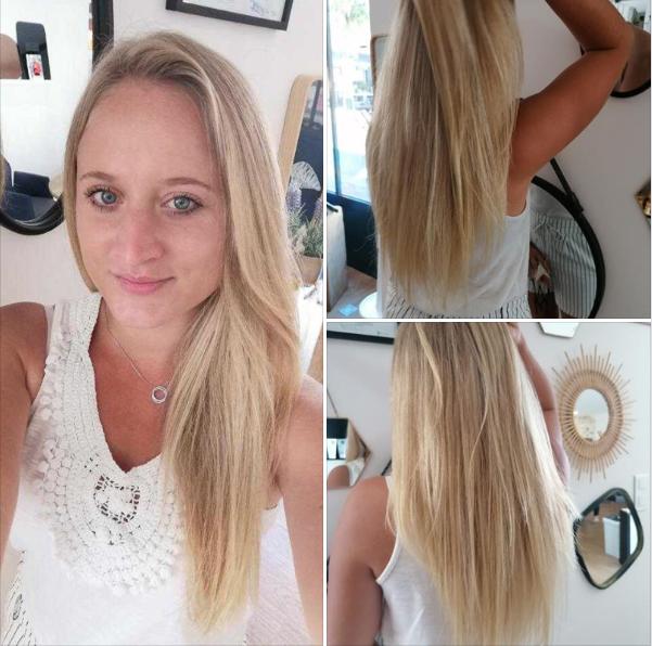 Blond à l'honneur cet été