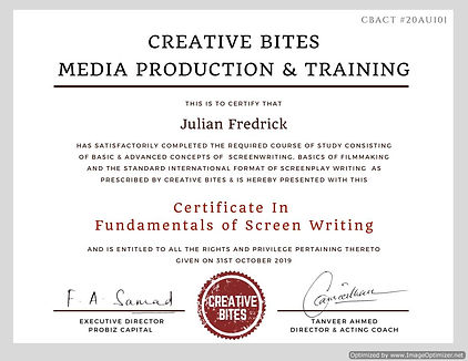 Screen Writing Course - Sample-1-Optimiz