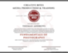 Sample Certificate Photography-Optimized