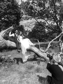 Forest Creative Wedding