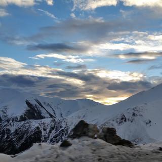Mt Hutt, New Zealand