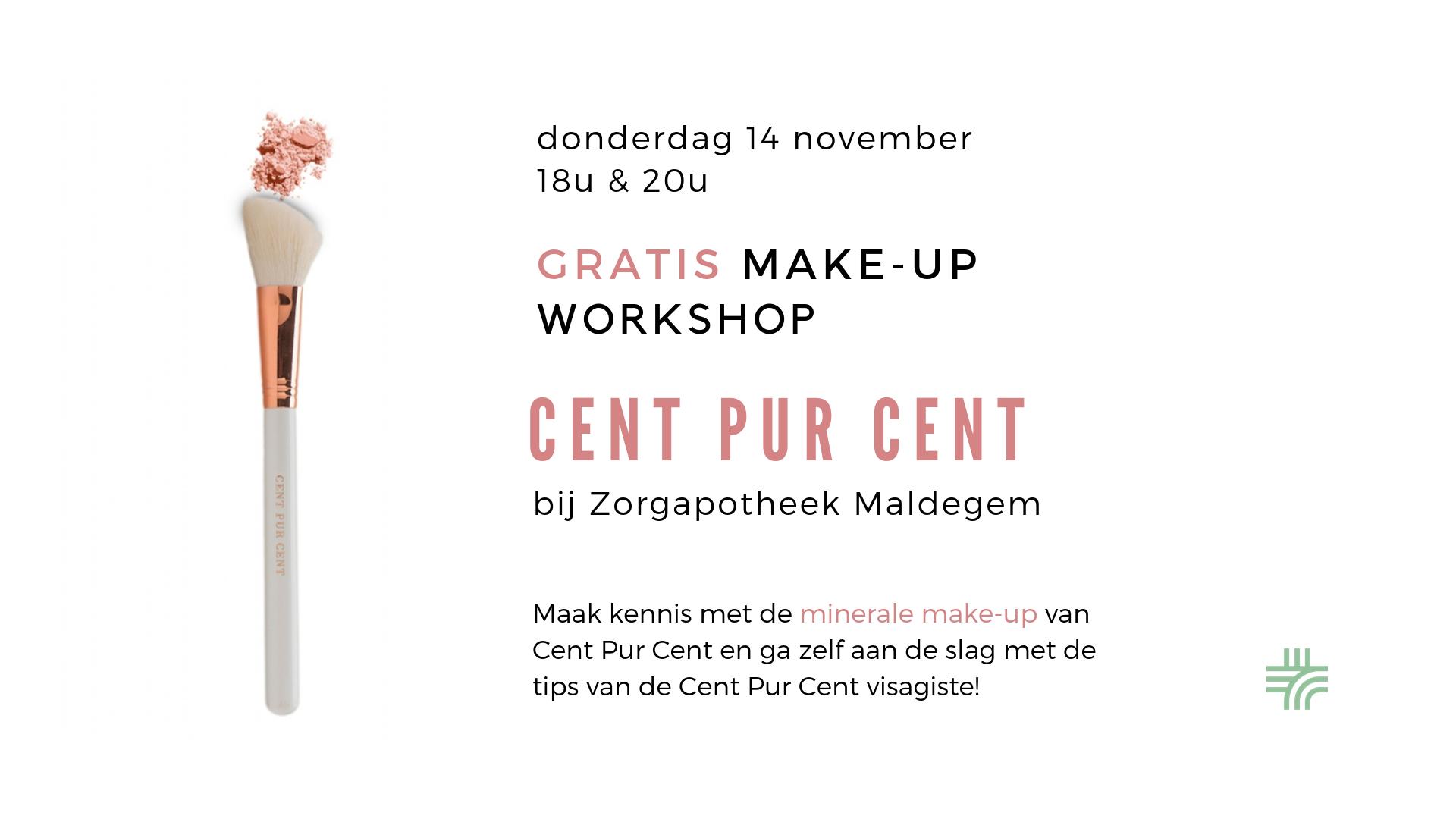 Cent Pur Cent workshop 14_11_2019