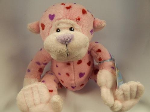 Webkinz Plush Love Monkey