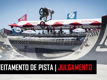 APROVEITAMENTO DE PISTA | JULGAMENTO