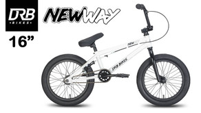 "Bike 16"" Newway DRB Bikes"