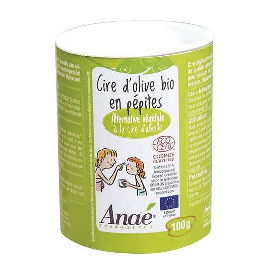 Cire d'olive bio en pépites 100 g