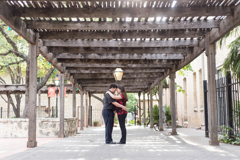 James & Charity | The Shops at La Villita | San Antonio, TX