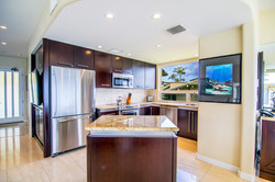 Gorgeous Rental Property Kitchen