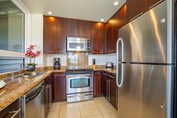 Bay Villas Kitchen 1