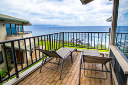 Patio View of the Ocean