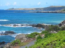 View to Honokahua  Bay