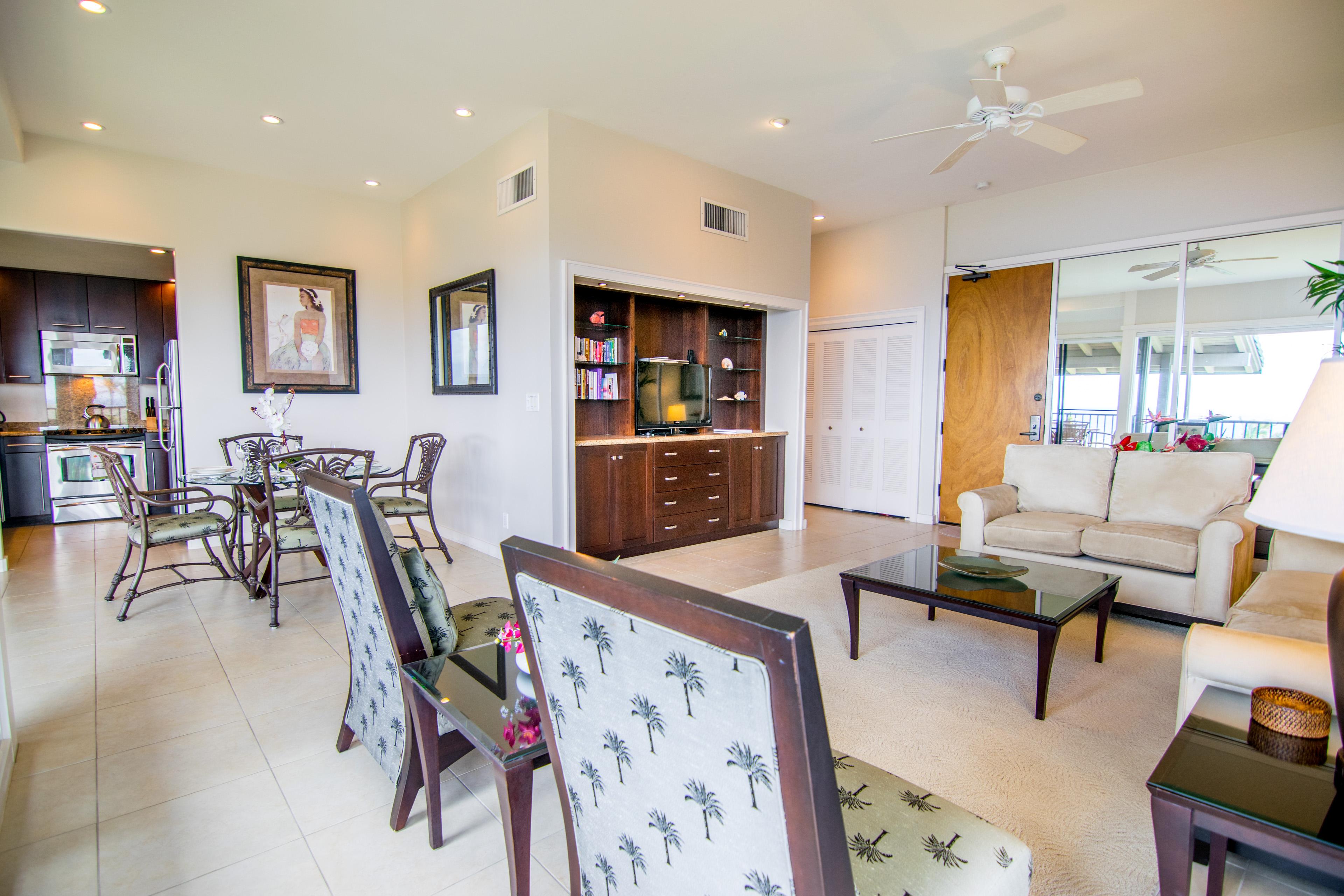 Spacious Rental Interior