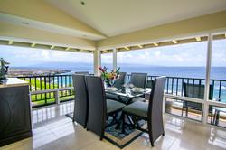 Vacation Rental Dining Room