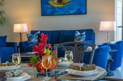Bay Villas Dining Table