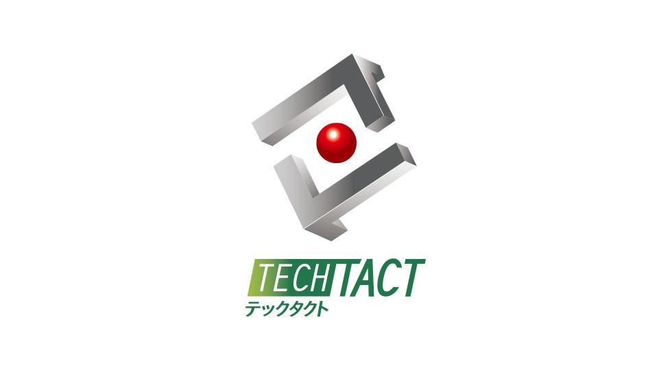 株式会社久住建築のテックタクトのロゴデザイン