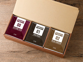 ドリップコーヒーパッケージデザイン