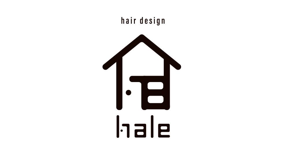 hale様のロゴデザイン