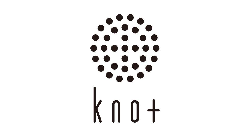 knot様のロゴデザイン