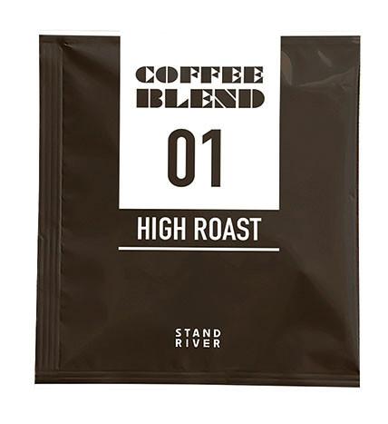 株式会社たちかわ様のドリップコーヒーパッケージデザイン