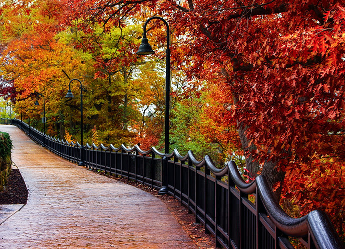 Fall Riverwalk