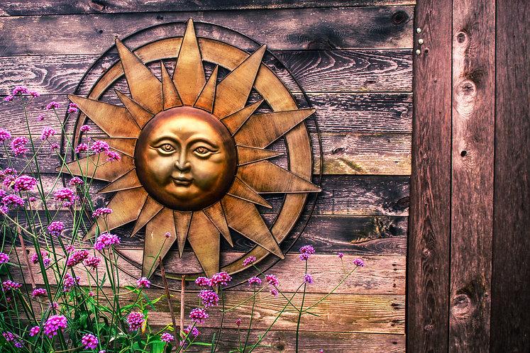 Rustic Sun