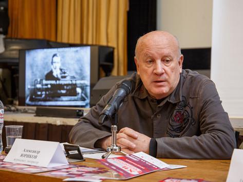 19 ноября состоялся мастер-класс по радиожурналистике и кинопоказы