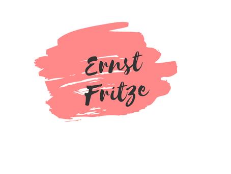 Ernst Fritze