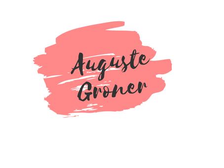 Auguste Groner
