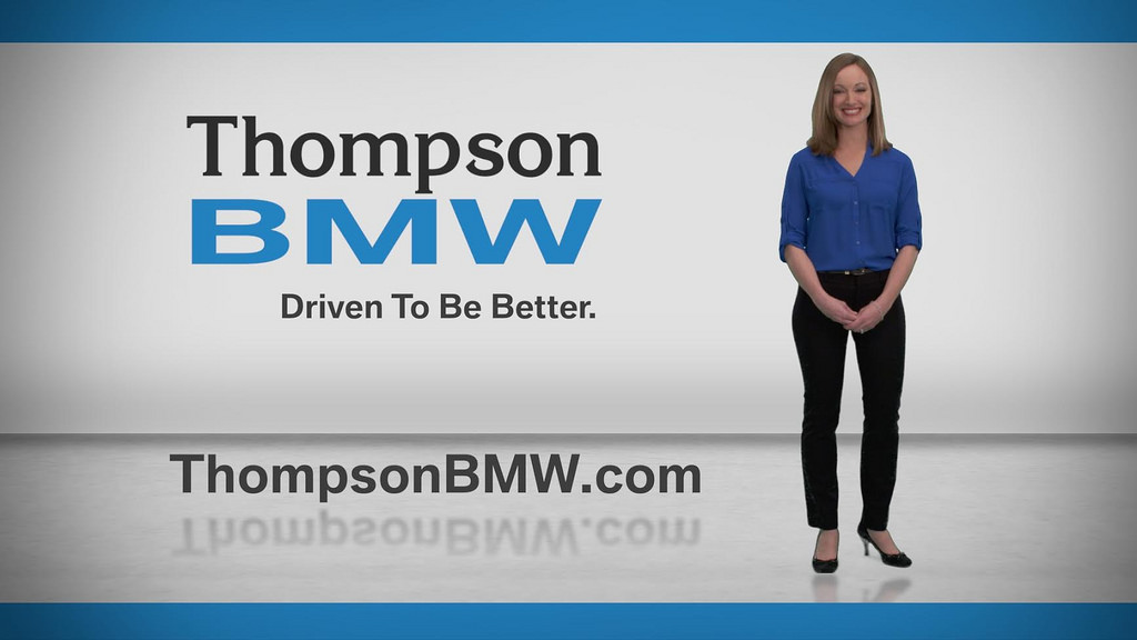 Thompson BMW, Lexus and Toyota spot