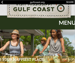 Gulf Coast Tourism
