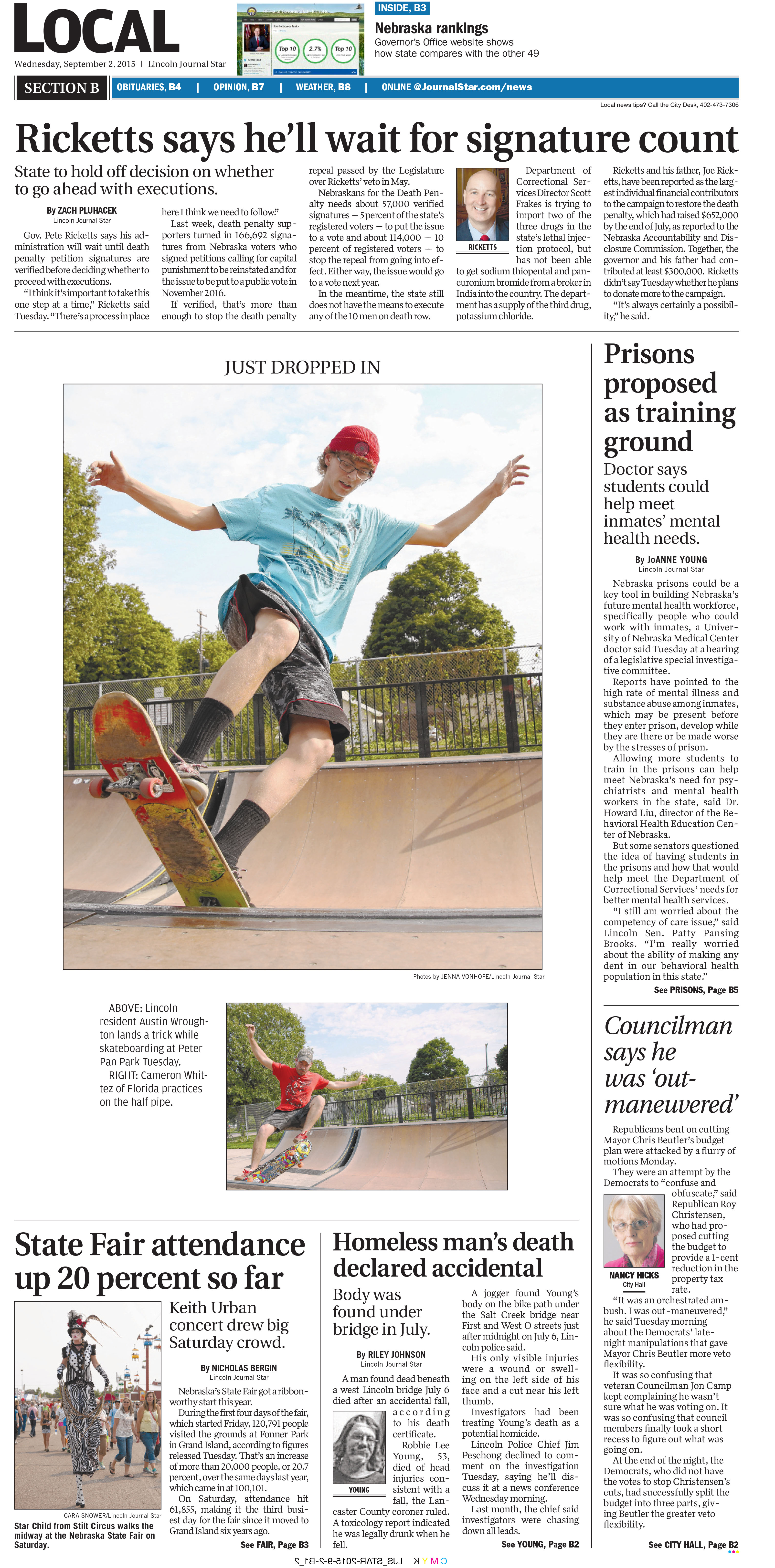 Lincoln Journal Star | Photo