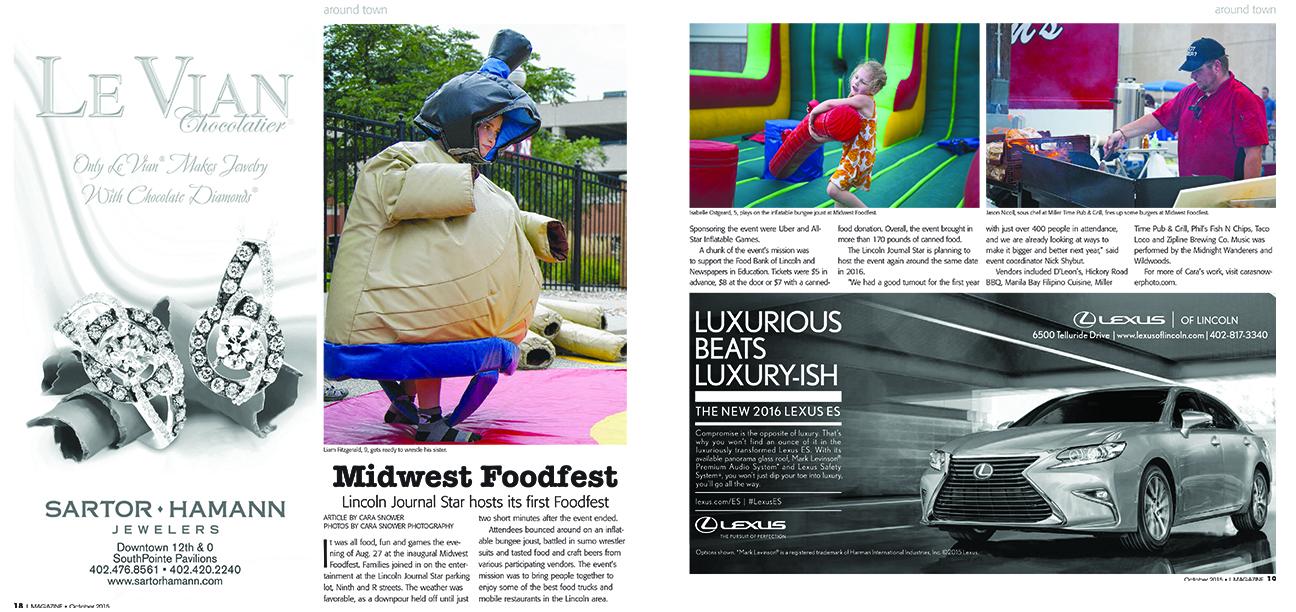 L Magazine | Midwest Food Fest