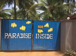 A paradise on earth