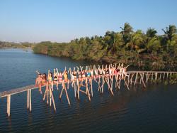 Pole Camp Sri Lanka