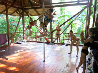 Why doing a pole camp?