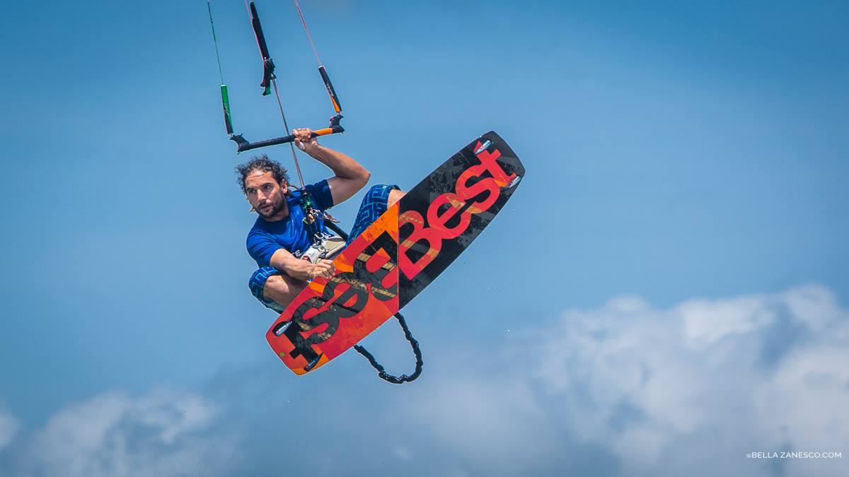 Leo - Kitesurfing Lanka