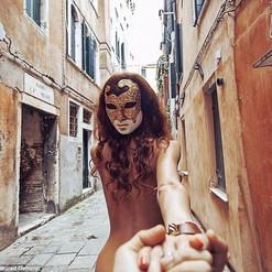 Murad Venetian mask