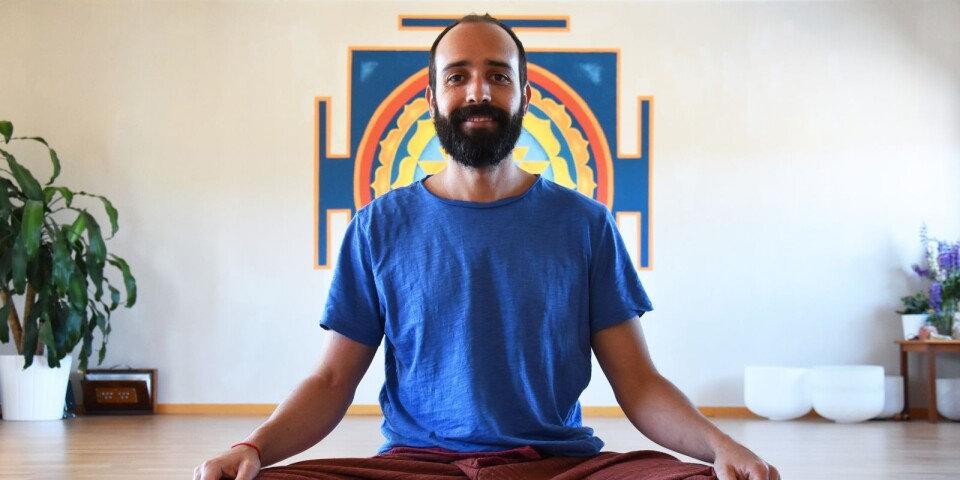 Yoga & meditation with Ernesto