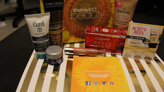 Walmart Spring Beauty Box & PinchMe Unboxing!