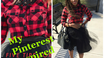 Get The Look: Pinterest Inspired Outfit