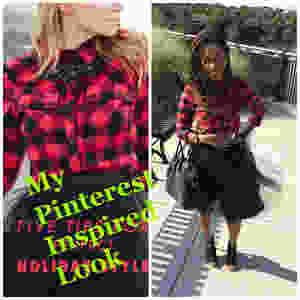 Pinterest Inspired Look