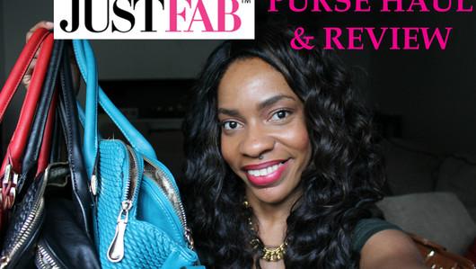 Part 2: JustFab Purse Haul & Review