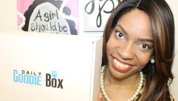 Daily Goodie Box Unboxing & Review