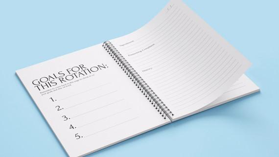 The Clinic Notebook - Goals