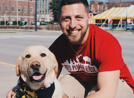 Ducky: The Therapy Dog