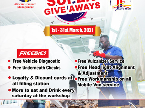 SUPER GIVE AWAYS